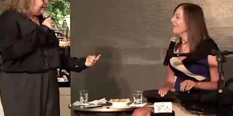 Almoço Beneficiente no Buffet França, com a participação especial da Mara Gabrili