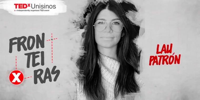 A solidão das mães especiais – seja rede, seja aldeia | Lau Patrón | TEDxUnisinos
